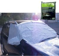 CAR ANTI FROST SNOW ICE WINDSCREEN FRONT SIDE WINDOWS MIRROR COVER PROTECTOR